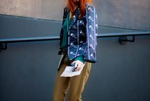 Street Style- Editors, Models, Celebrities, etc. / by JiaoJiao Srigley