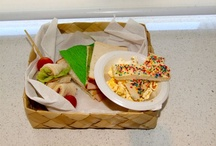 Party Packs The Magical Gardens & Casalinga Cafe  / Party Packs for healthy birthday treats for magical children!