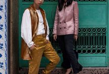 Macanese Style / Be inspired the moment you step outside with the unique fashion found all around.