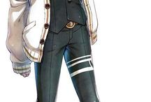 Reference Clothes from otome or etc (male)