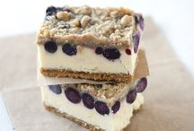 Sweets for the Sweets: Bars