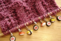 Stitch Markers / by Fiber Flux