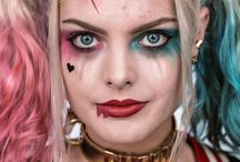 HQ Suicide Squad Cosplay & Makeup