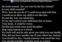 Autism - don't judge