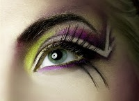 The eye is the window to the soul...
