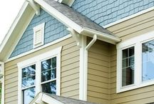 shingle siding ideas
