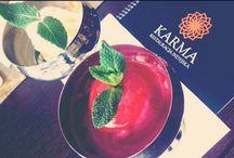 Karma Restaurant Menu