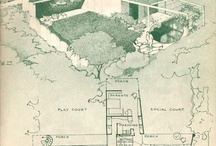 Richard Neutra / Floor plan