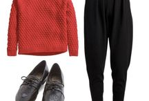 Clothes, makeup, etcetera