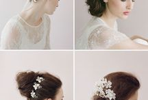 Wedding - Bridal Styles - Hair Accessories
