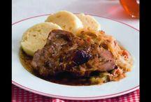jedlo - medzinárodná kuchyňa
