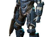 Halo spartans armor