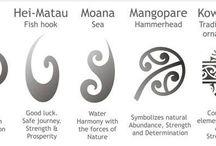 Maori symbolen