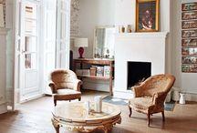 Elegance trifft Vintage Madrid Wohnung