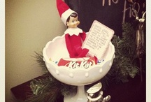 elf on the shelf / by Julie Grubb