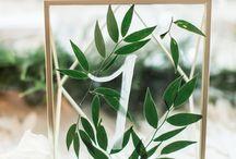 WEDDING PALLETTE | Botanicals