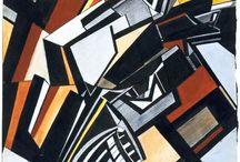 Вортицизм / Направление в современном искусстве