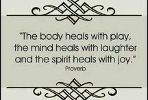 The Joy & Laughter of Life