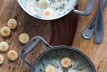 Soups / by Annie Vuong