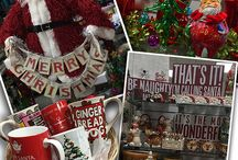 Holiday Decorations / At Total Beauty Experience - we love the holidays. Our gift store is filled to the brim with the best decorations, and holiday gift ideas.  This board is to feature some of the holiday things we love.