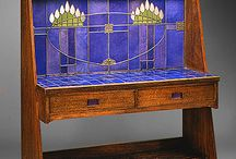 Arts & Crafts/Mission style / Wonderful mission & arts & crafts style furniture & decor