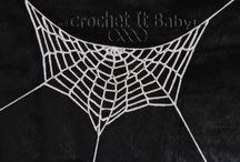 Crochet - Halloween / Crocheting, halloween stiff