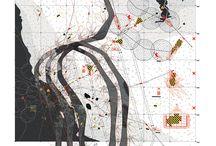 Mapas e Esquemas Urbanos