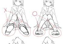 발, foot, 足
