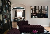 Tufted Chaise Lounge / My chaise lounge inspiration