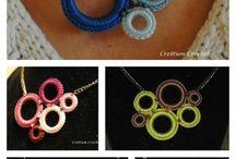 Crochet Jewellry