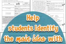 Reading Skills: Main Idea