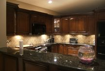 kitchen / by Kelsie Wynters