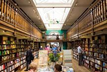 Bookshops & Libraries