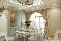 Авторские Интерьеры ELENA DUCHESSE / Авторский дизайн интерьера квартир, котеджей, дизайн общественных интерьеров и ландшафтный дизайн от дизайнера ELENA DUCHESSE.