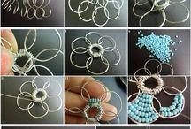Blomsterperler / Kreativitet