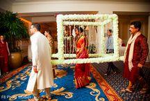 Wedding Bride Entry