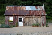 vieille ferme/kiosque