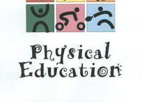 P.E. stuff / Physical education / by Leah Worthington