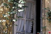 빈티지창문