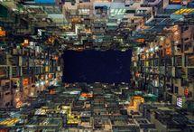 伝説のスラム街 九龍城