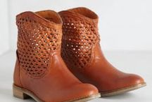 Brune boots