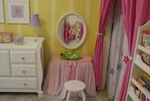 Girls room / by Janelle Brinegar