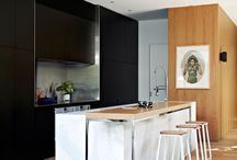 Kitchens, cupboards and finishes