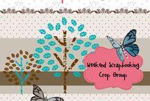 Craft - Scrap Along / Scrapbooking & Card Making