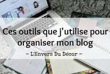 Blogging (conseils, l'envers du décor...)
