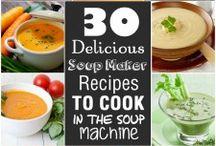 Soup Maker Recipes