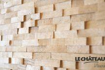 Woodbricks / Wandbekelding