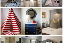 Boys Room  / by Sara {The Aqua House}