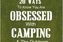 Keep Calm & Camp On / Bring the family together with camp ground life-hacks, tips and advice from the pros. Together, you'll make memories that last a lifetime. Camping and outdoor fun for families everywhere. Be inspired to go outdoors and enjoy the other side of outside.