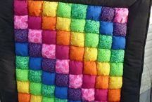 patchwork og quilt